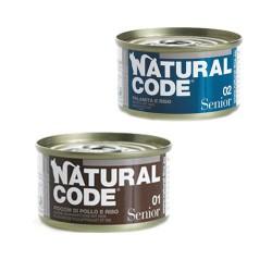 Natural Code Senior - 85 gr