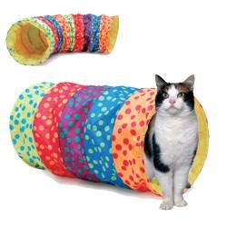 Tunnel frusciante gatti