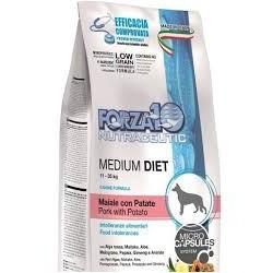 F10 medium diet maiale con patate kg 1.5