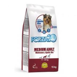 F10 medium mantenimento agnello riso kg 15