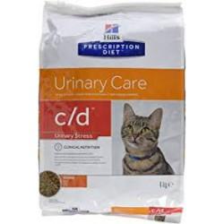 Hill's gatto c/d urinary stress