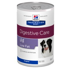 HILL'S canine diet I/D umido LOW FAT 360gr.