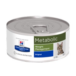 HILL'S feline diet METABOLIC 156 gr.