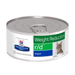 HILL'S feline diet R/D umido 156 gr.
