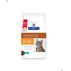 HILL'S feline diet K/D tonno