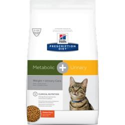 HILL'S feline diet METABOLIC+URINARY 1,5 KG.