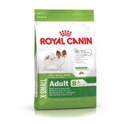 Royal Canin dog ADULT X-SMALL 8+ 500GR.
