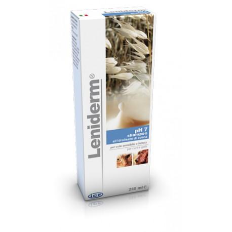 ICF Leniderm shampoo 250ml