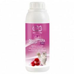 Deodorante per lettiera alla vaniglia con enzimi