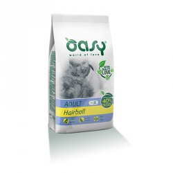 Crocchette Oasy Adult Hairball