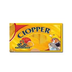 Ciopper biscotti