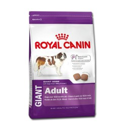 Royal Canin dog GIANT ADULT 15KG.