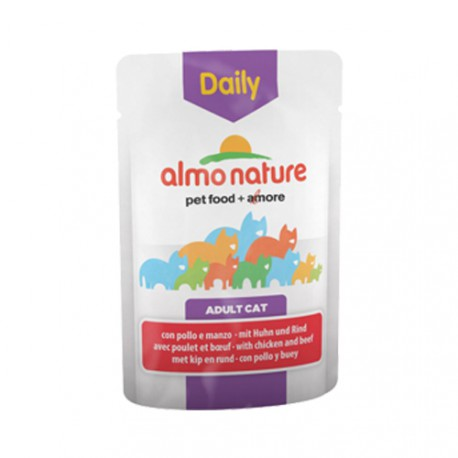 Almo daily - busta