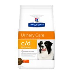 HILL'S canine diet C/D 12 kg.