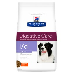 HILL'S canine diet I/D LOW FAT 1,5 kg.