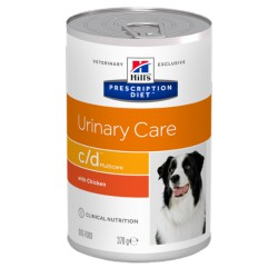 HILL'S canine diet C/D umido 370gr.