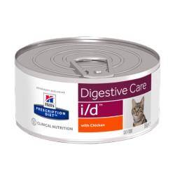 HILL'S feline diet I/D umido 156gr.