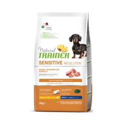 TRAINER Adult Mini SENSITIVE no gluten maiale