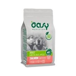 Oasy One Adult Salmone MED/LARGE
