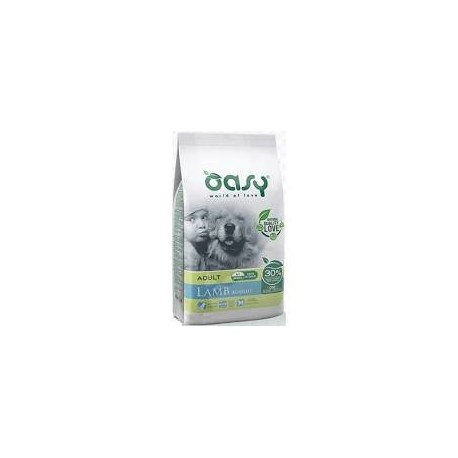 Oasy One Adult Agnello MED/LARGE