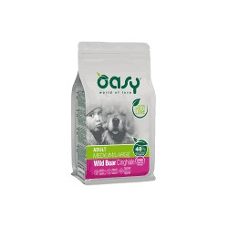 OASY adult dog ONE M/L cinghiale
